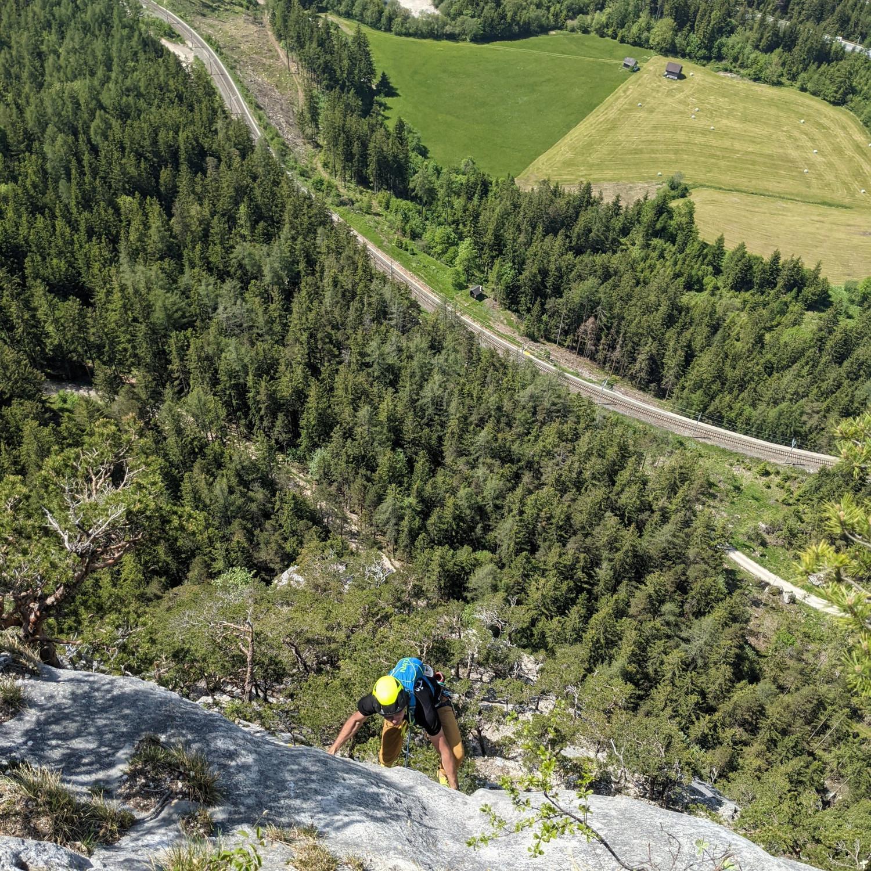 2021-06-04 Climbing